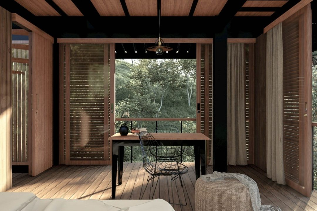 Treehouse D Dining Area