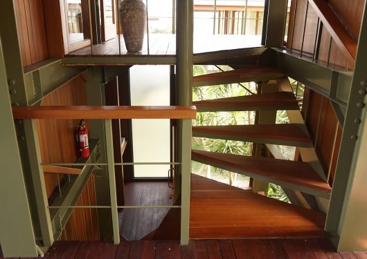 Multi-level Stairs